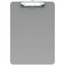 Планшет с зажимом Berlingo А4 пластик,  дымчатый APp_04406 (вд)