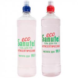 Гель для рук антисептический EcoSanutel, с витамином Е и Алоэ Вера , 1л 4603763283114
