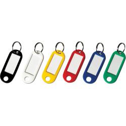 Брелок для ключей Brauberg длина 50мм, инфо-окно 30*15мм, 231151