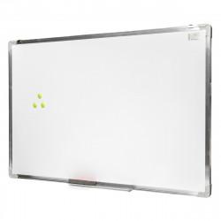 Доска магнитно-маркерная Alingar 60*90 см, алюмин. рамка AL-2305
