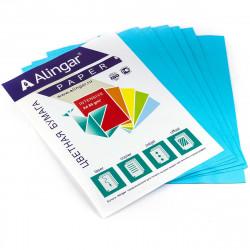 Бумага Alingar А4 80г/50л интенсив голубой AL6746