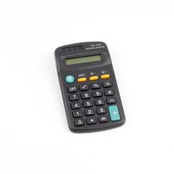 Калькулятор Alingar KK-402 (черный) 115*66*5мм, карманный 8р AL6329