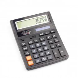 Калькулятор Alingar SDC-888T (черный) 190*148*10мм, настольный 12р AL6340