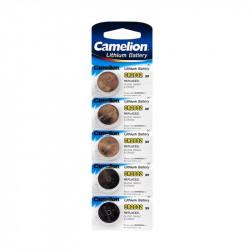 Батарейка CR2032 Camelion BL5 литиевый диск (424260) 1шт