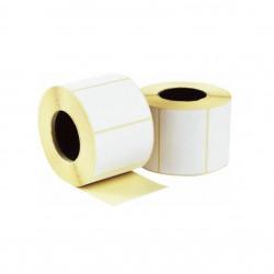 Термоэтикетка 58*40 мм (700шт) белая