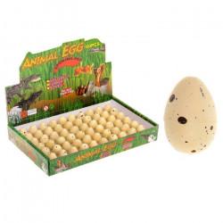 """Растущие животные """"Динозаврики"""" в натур. яйце, мини 1377170 SL"""