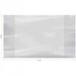 Обложка 210*350мм для днев. и тетр., ПЭ, прозрач. 60 мкм SP 15.00тт ArtSpace