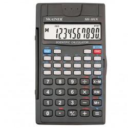 Калькулятор Skainer SH-101N (черный) инженерный 8+2р (56 функций)