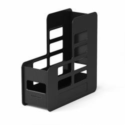 Лоток вертикальный TECHNO ЕК15227 100мм чёрный Erich Krause