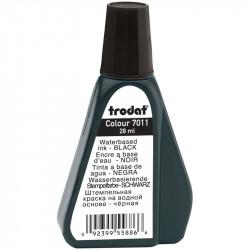 Штемпельная краска 28мл чёрная Trodat 7011