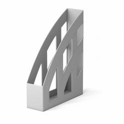 Лоток вертикальный BASIC ЕК15120 75мм серый Erich Krause