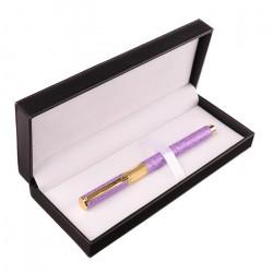 Ручка перьевая Calligrata корпус фиолетовый 3604844