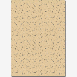 Крафт-бумага оберточная А2 20л 80г/м2 2712 Полином