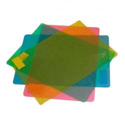 Доска для лепки СБИ А4 (цветной пластик)